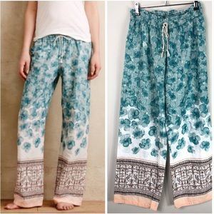 Anthropologie Eloise Swiss Dot Pajama Pants 600